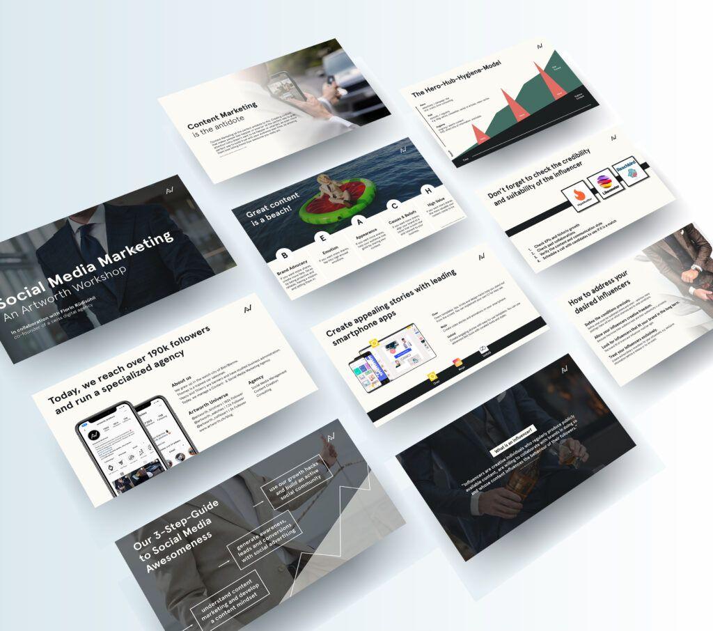 Unser Social Media Workshop bietet Unternehmen einen erfolgreichen Einstieg ins Social Media Marketing.